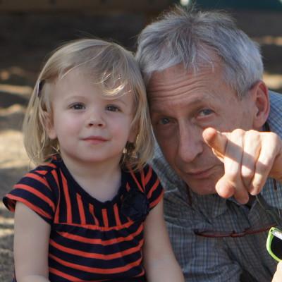 Grandpa Griff Wigley