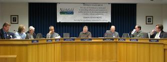 Northfield City Council 2008