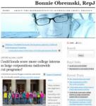 Bonnie Obremski's RepJ Blog