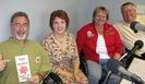 Ross Currier, Tracy Davis, Sandy Vesledahl and Brad Ness