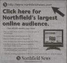 Northfield News web ad