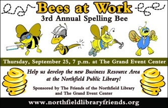 Spelling adult bee