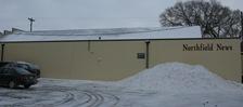 Northfield News parking lot