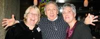 Lynette Lamb, Griff Wigley, Jessica Paxton