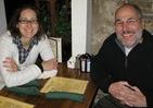 Bonnie Obremski and Leonard Witt