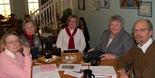 Deb Carpenter, Ramona Pumper, Joyce Hoogenaker, Pat Vincent, Dan Bergeson