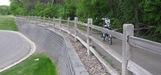 Mystery bike path