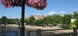 downtown Northfield - day