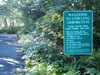Arb welcome sign