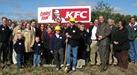 KFC groundbreaking