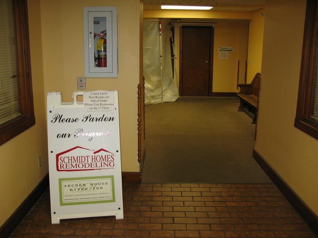 public toilets | Locally Grown (LoGro) Northfield
