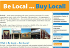 Be Local … Buy Local (BLBL)