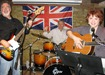 Locally Grown Trio: Ross Currier, bass; Griff Wigley, drums; Tracy Davis, guitar