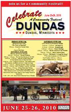 Celebrate Dundas 2010 poster