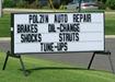 Polzin Glass auto repair