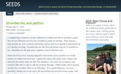Carlson SEEDS blog