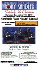 Tony Sandler Xmas Special Northfield