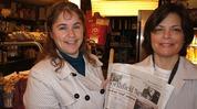 Ann Etter and Dr. Kristine Matson