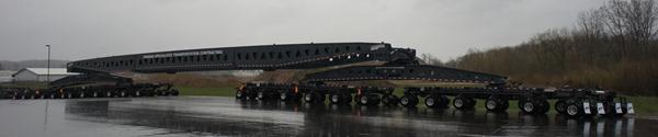 Perkins Specialized Transportation truck trailer rig
