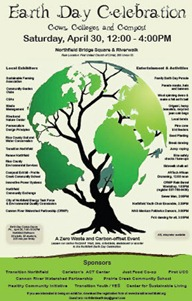 Earth Day Celebration 2011 poster