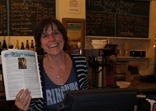 Joan Spaulding, HideAway Coffeehouse and Winebar
