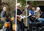 New Moon Trio at the Mayfly Festival