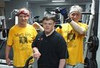 Kyle Snesrud, Eric Pritchard, Griff Wigley