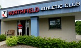 Kyle Snesrud at the Northfield Athletic Club