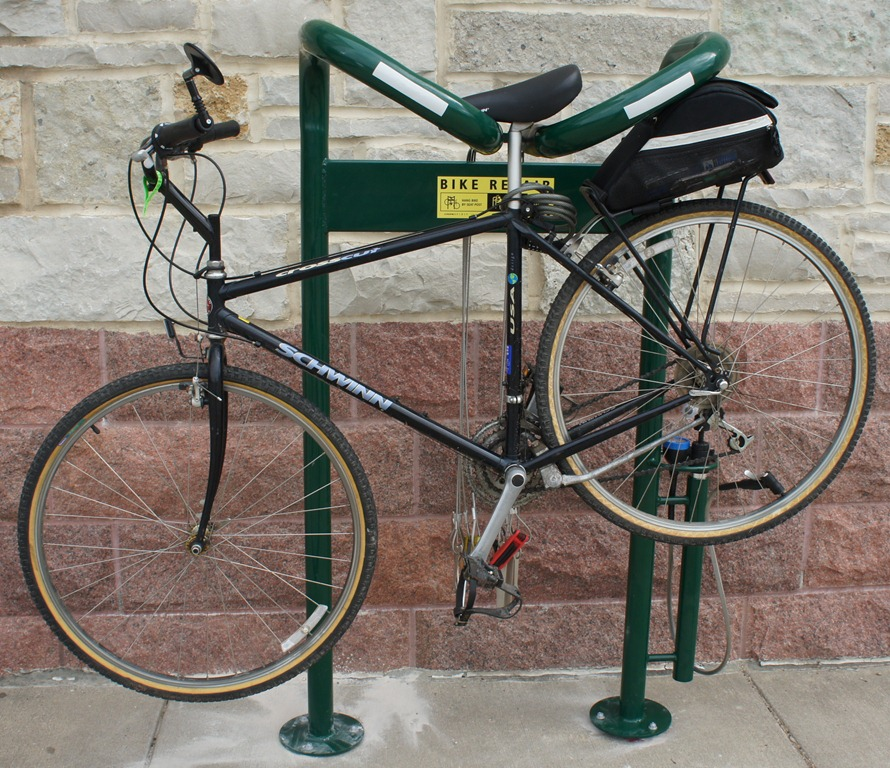 St Olaf Debuts Cool Bike Repair Stations We Need These Downtown