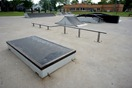 Crosby Memorial Park Skate Park