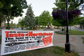 Taste of Northfield banner