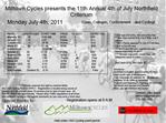 2011 crit flyer