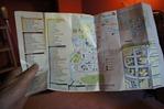 Tourism map (handout), downtown Lanesboro
