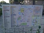 Tourism map, downtown Lanesboro