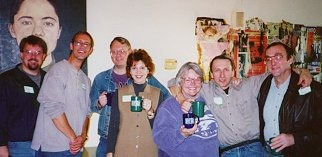 1996 Board members: Northfield Citizens Online
