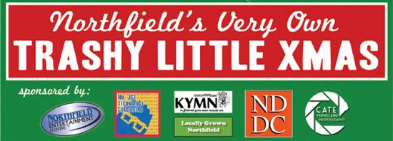 2011 Northfield Sponsors - A Trashy Little Christmas