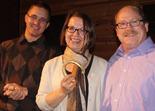 Hayes Scriven, Earl Weinmann, Heather Scott
