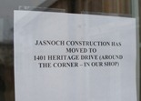 Jasnoch Construction moving