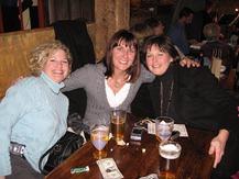 Terri Dixon, Amy Seitz, Carla Thomas