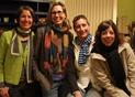 ???, Mary Rossing, Linda Schneewind, Shawnee Langworthy,