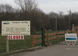 City of Northfield compost facility