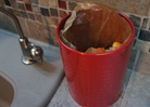 food compost bucket