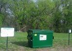 Northfield food compost site