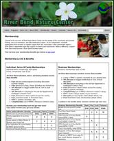 RBNC Membership page