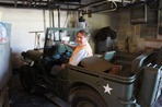 Craig Redalen &amp; WWII Jeep
