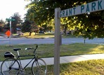 Grant Park trail at Jefferson Parkway