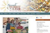 Riverwalk Market Fair blogsite