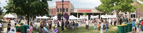 Taste of Northfield 2012, Bridge Square