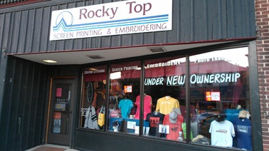 Rocky Top Screen Printing &amp; Embroidery