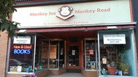 Monkey See Monkey Read bookstore